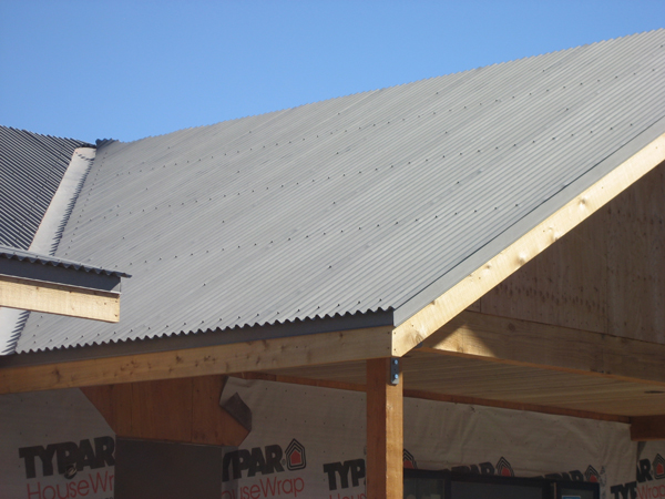 Corrugated Roofing Hampshire
