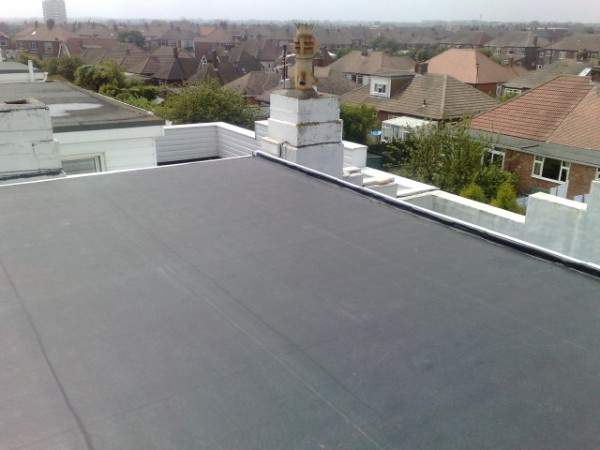 EPDM Rubber Roofing Hampshire