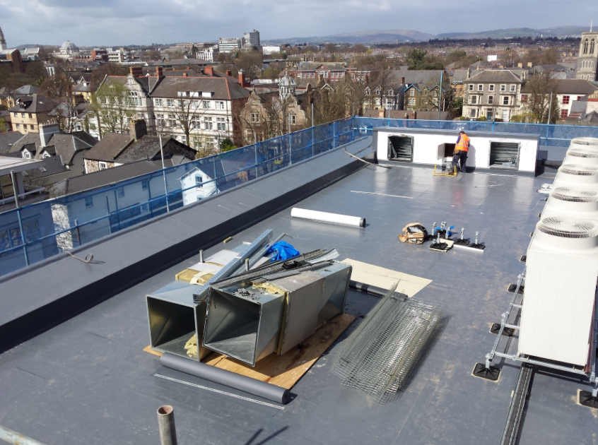 Flat Roofing Hampshire