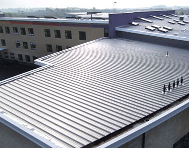 Industrial Roofing Hampshire